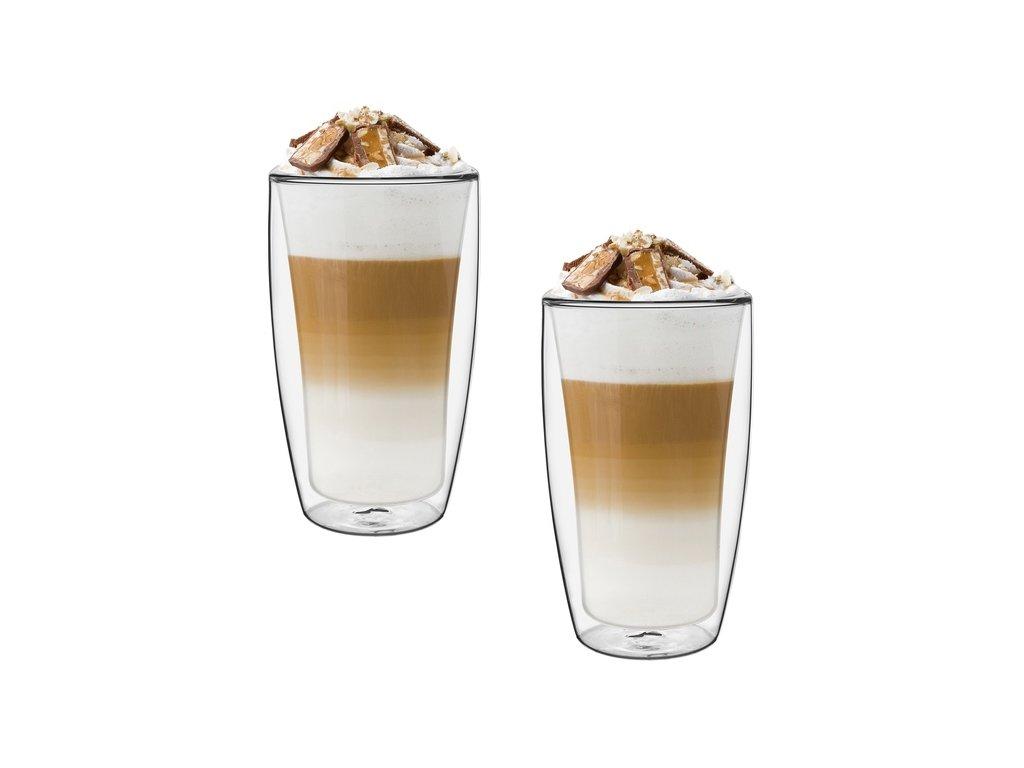 Termosklenice na kávu Sublime Top 2ks - 400 ml | www.doleo.cz