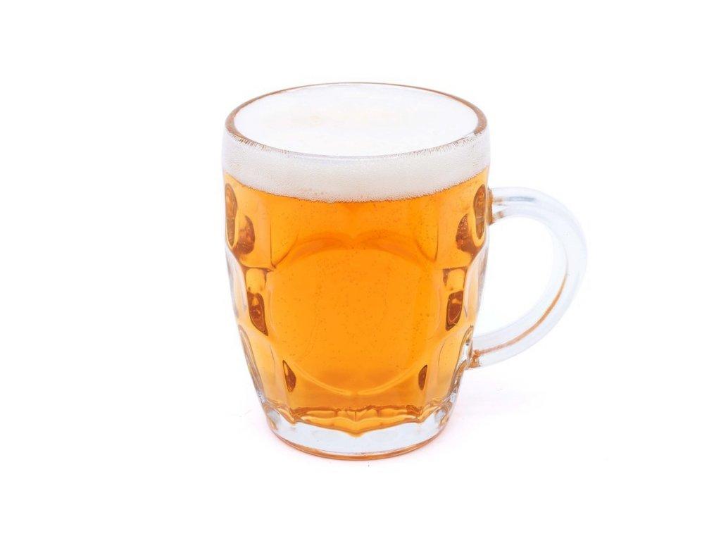 Sklenice na pivo 500 ml   www.doleo.cz