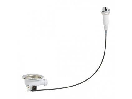 C - Sítkový otočný ventil s excentrickým ovládáním | www.Doleo.cz