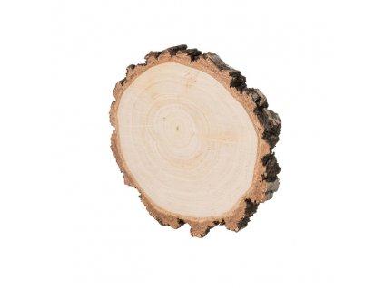 14513 drevena podlozka z kmene brizy s kurou 8 10 cm Doleo.cz