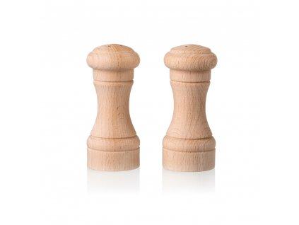 12593 drevena slanka a peprenka 10 cm Doleo.cz