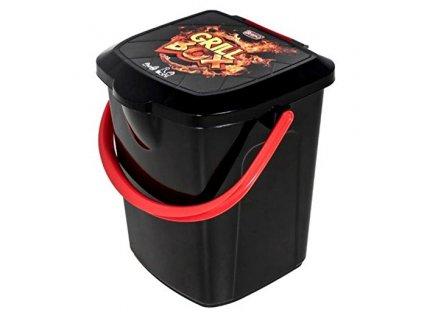 Gril box kbelík 22 l Doleo.cz
