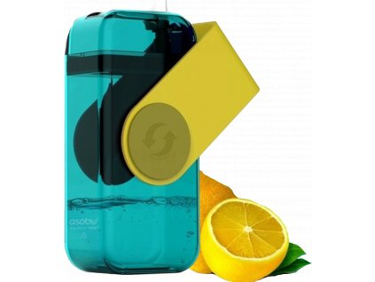 Juicy drink box JB300 290 ml žlutý Doleo.cz