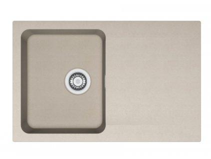 Kuchyňský dřez Orion OID 611-78 500 x 780 Ořechový