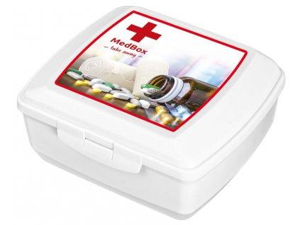 MedBox - box na léky 0,85 l Doleo.cz