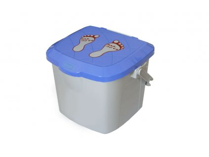 Stolička kbelík 15,5 l Doleo.cz