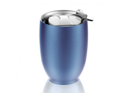 Termo hrnek IMPERIAL COFFEE 300 ml modrý Doleo.cz