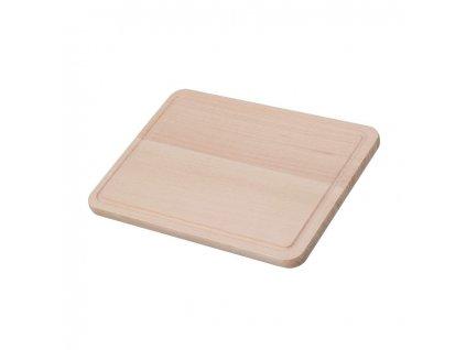 Dřevěné prkénko 30,5 x 22,5 cm