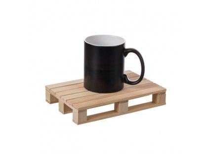 Dřevěná paletka 20 x 13 cm