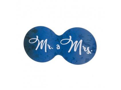 Korkovy dvojtácek - Mr. a Mrs.