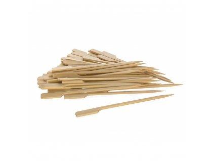 Bambusové napichovátka MY PARTY - 50 ks