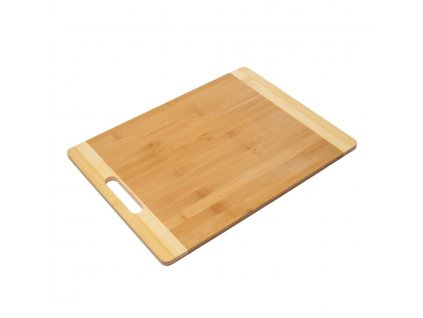 Bambusová deska na krájení 40 x 30 x 1 cm Doleo.cz