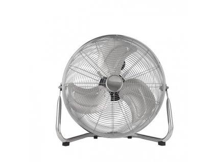 Podlahový ventilátor 45cm 100W Chrom - Doleo