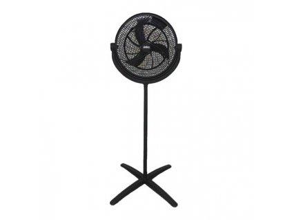 Stojánový ventilátor 75W černý - Doleo