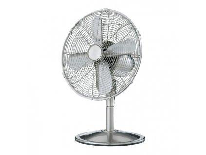 Stolní ventilátor 30cm Chrom - Doleo