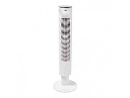 Sloupový ventilátor Blyss s dálkovým ovládáním Bílý - Doleo