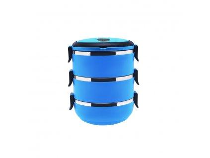 Jídlonosič 2,1l Modrý - Doleo