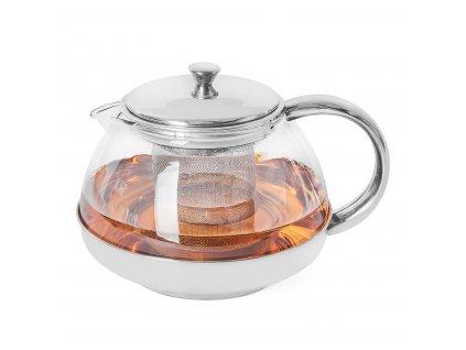Konvice na čaj se sítkem Rosa - 1 L | www.doleo.cz