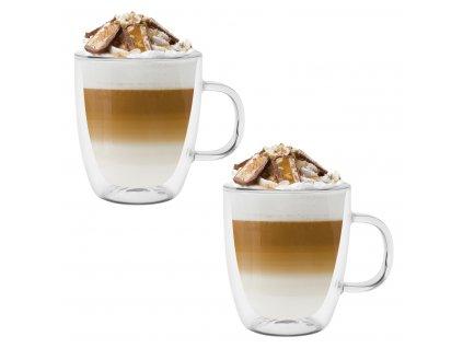 Termosklenice na kávu Sublime 2ks - 380ml | www.doleo.cz