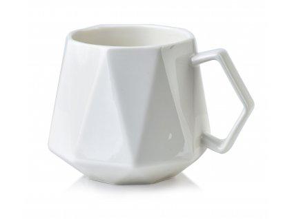 Porcelánový hrnek Ralph 380 ml - bílý | www.doleo.cz