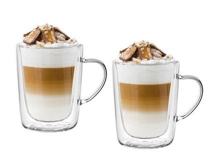 Termosklenice na kávu Sublime U 2ks - 300 ml | www.doleo.cz