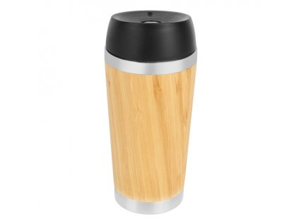 Termohrnek bambusový 450 ml | www.doleo.cz