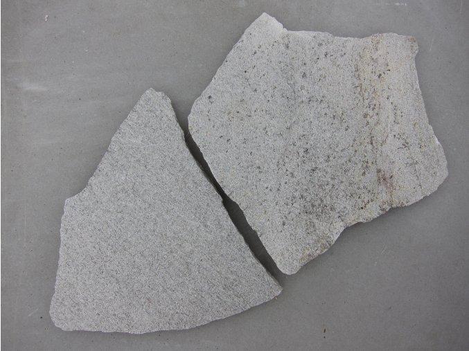Rula bílá šlapák
