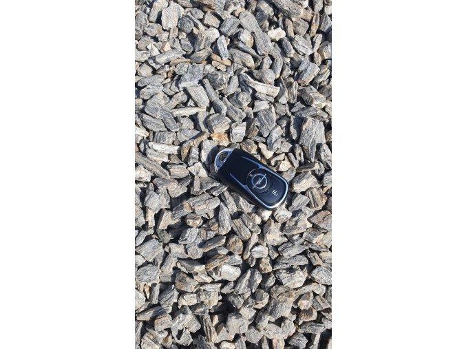 Kamenná kůra Gnejs drobná 8-16 mm 1t big bag