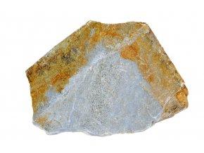 Kvarcit šedooranžový šlapák