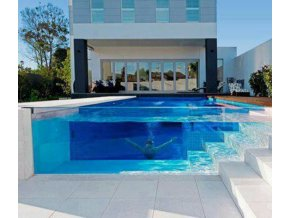 White Limestone Pool Tiles and Pavers