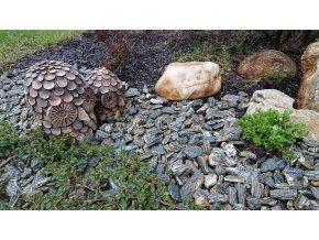 Kamenná kůra Gneis