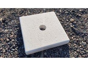 Limestone skimmer čtverec