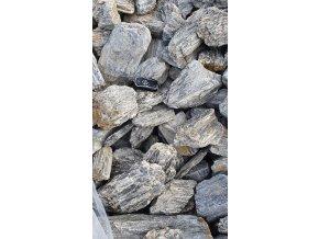 Kamenná kůra Gnejs 63-250 mm 25 kg pytel