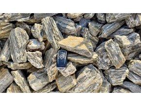 Kamenná kůra Gnejs 63-150 mm 1t big bag