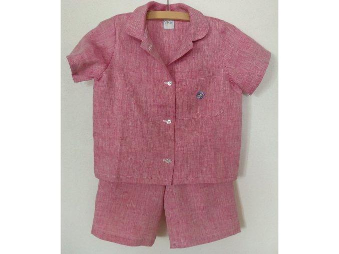 Pyžamko - krátký rukáv