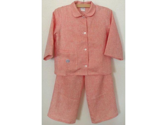 Pyžamko - dlouhý rukáv