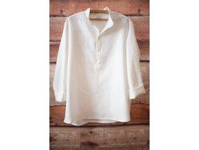 Pánská lněná košile