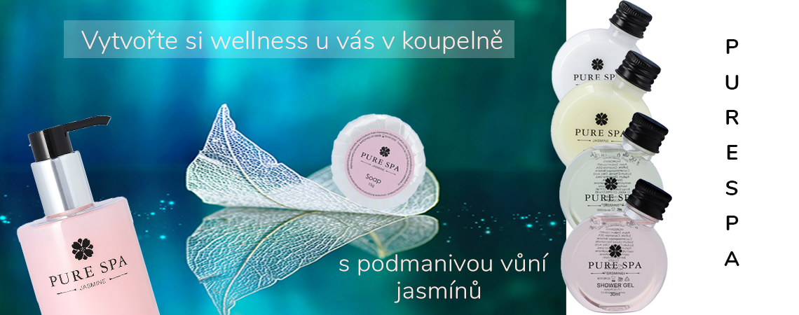 wellness řada Pure Spa