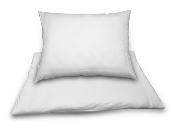 Povlak na peřinu 140x200 cm, 210tc, bílá