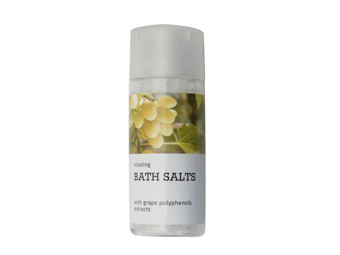 Sůl do koupele 30 ml - Natural Mix