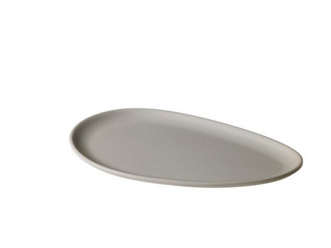 Tác melaminový, šedý