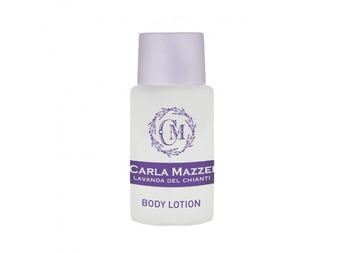 Tělové mléko 40 ml Carla Mazzei