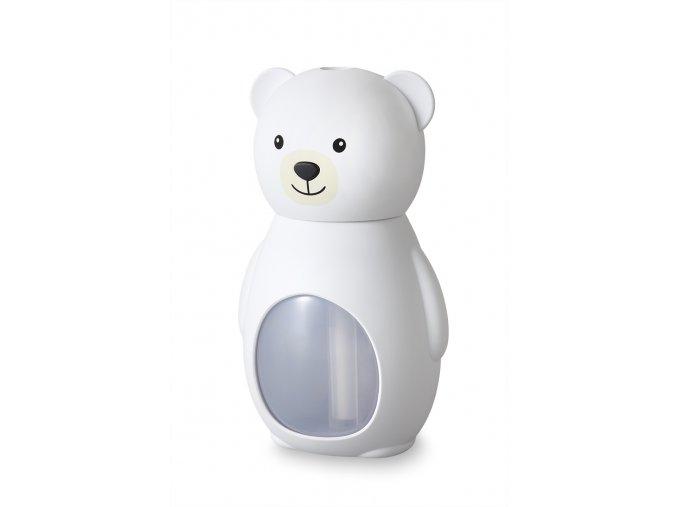 Zvlhčovač vzduchu medvidek bila