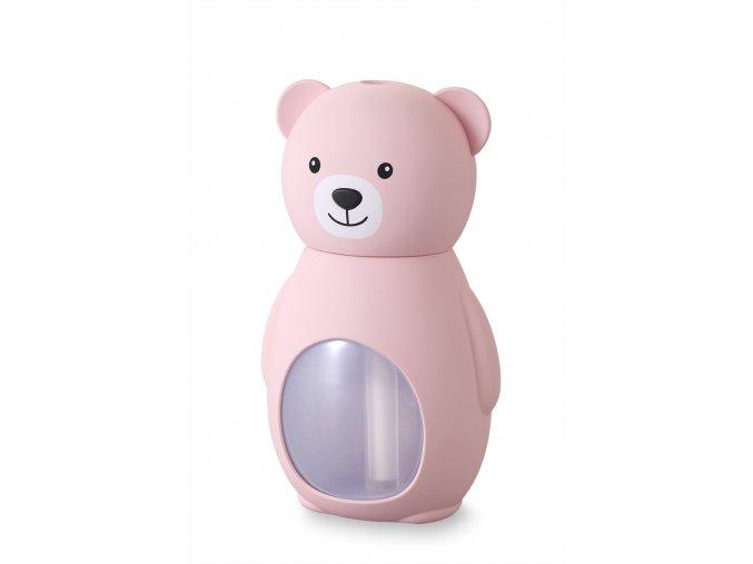 Zvlhčovač vzduchu růžový medvídek