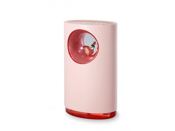 Zvlhčovač vzduchu Ptáček růžový