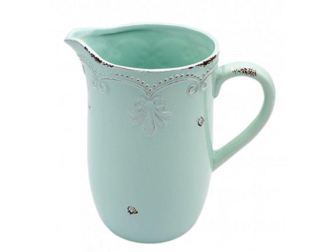 vaza minty green