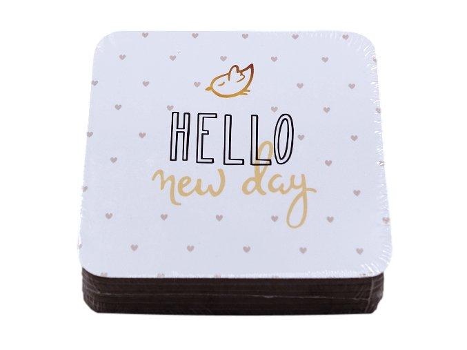 podtacek Hello New Day