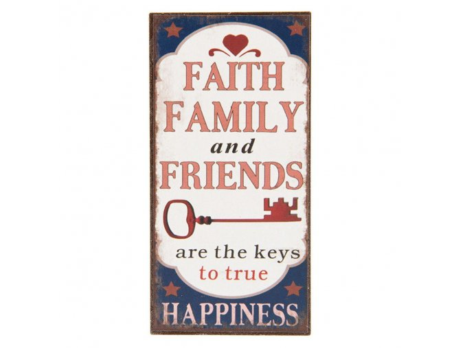 5x10 cm family and friends magnetka