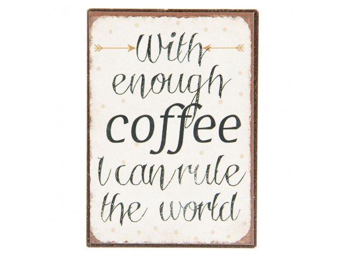 magnetka 5x10 cm coffee
