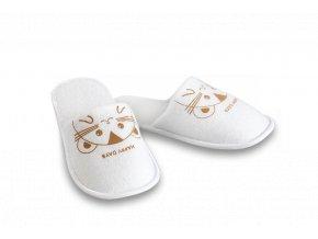 Pantofle dětské
